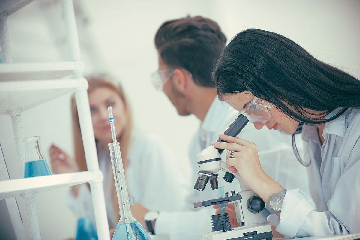 Chemie, Biologie Physiktechnik
